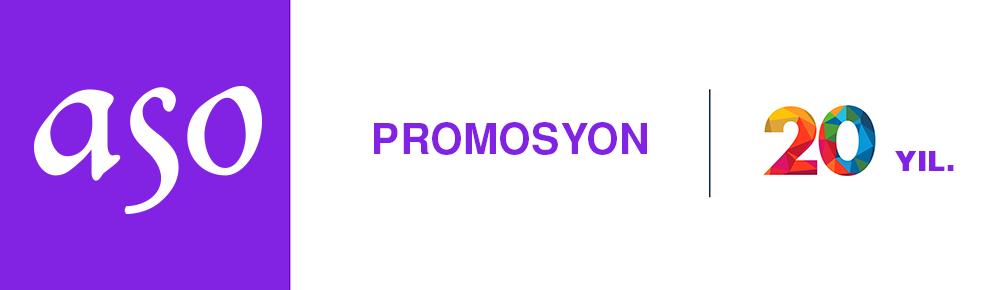 ASO Reklam Logo Baskılı Promosyon Ürünleri